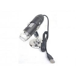 MICROSCOPIO USB DIGITAL 1600x LED ELECTRONICO